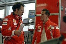 Formel 1 - Michael Schumacher kehrt zur�ck: Sp�testens in Frankreich