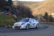 WRC - Zwei Punkte f�r das OMV Kronos Citroen World Rally Team