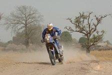 Dakar - Die sauberen K�mpfer: Zwei R�der hei�t Coma vs. Depres