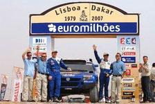 Dakar - Rückblick: Die Dakar 2007