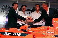Formel 1 - Mol wei� nicht, wo es hingeht: Albers' Zukunft