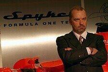 Formel 1 - In Europa werden wir besser: Mike Gascoyne
