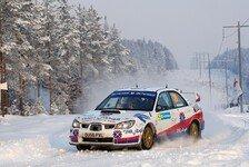 WRC - Herausforderung Eis & Schnee: Al-Attiyah startet in Schweden f�r Citroen