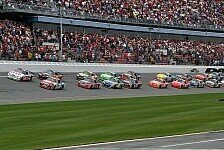 NASCAR - Rennen in Texas