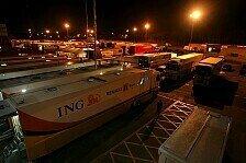 Formel 1 - Nachhilfe in den USA: Nachtrennen