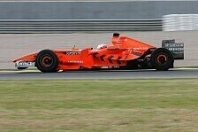 Formel 1 - Ein Malaie allein in Santa Pod: Testing Time