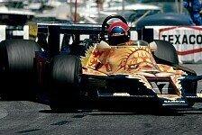 Formel 1 - Die Geburtstage der Woche