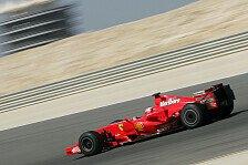 Formel 1 - Harte Zeiten: 1. Freies Training
