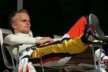 Formel 1 - Viel gelernt: Heikki Kovalainen