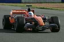 Formel 1 - Reinsetzen und Gas geben: Markus Winkelhock