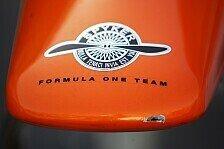 Formel 1 - Die Saison ist gesichert: Spyker-Verkauf