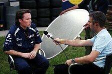 Formel 1 - Hundertprozentige Zuverl�ssigkeit: Sam Michael