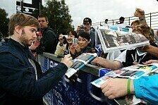 Formel 1 - Treffen Sie Nick Heidfeld: F�r einen guten Zweck