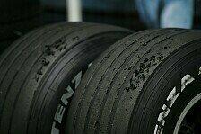Formel 1 - Mit den Reifen spielen: Reifenwahl