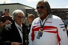 Formel 1 - Teamkauf nicht ausgeschlossen: Gesch�ftsmann Vijay Mallya