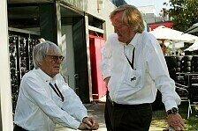 Formel 1 - Der Sport w�re nicht mehr der gleiche: Promoter k�ndigt bei Ecclestone-Ende R�cktritt an