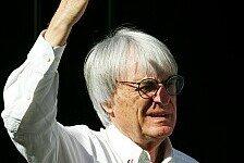 Formel 1 - Ecclestone hadert mit dem BRDC: Die Zukunft von Silverstone