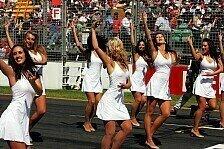 Australien GP ohne Grid-Girls? Nicht mit uns! Eine Zeitreise...