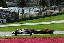 Formel 1 - Drei Mal hat's geknallt: Drei Mal probiert