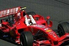 Formel 1 - Melbourne 2007 - Rote Thronfolge