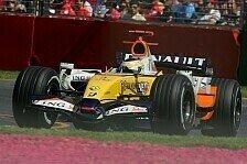 Formel 1 - Das schwierigste Rennen der Saison: Kovalainen und Fisichella vor Sepang