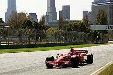 Formel 1 - Entweder nachts oder gar nicht: Ecclestone setzt Melbourne unter Druck
