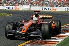 Formel 1 - Nicht unt�tig: Spyker reloaded