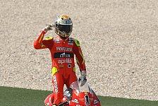 MotoGP - Stimmen vom 250er-Podium