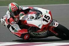 MotoGP - Fährt er das Rennen in Le Mans?