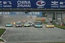 Blancpain GT Serien - FIA GT-Auftakt in Zhuhai