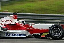 Formel 1 - Kampf um mehr Punkte: Toyota will mehr