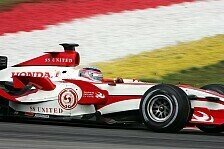 Formel 1 - Positiv �berrascht: Super Aguri sieht sich in den Top-15
