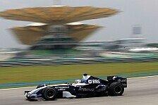 Formel 1 - Eine coole Strecke: Williams bleibt verhalten