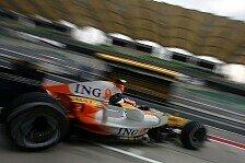 Formel 1 - Kovalainen am schnellsten: Sepang, Tag 4