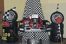 Formel 1 - JuniorRacing: Ab ins Kart