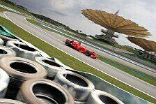 Formel 1 - 3 + 1 = 4: Testing Time