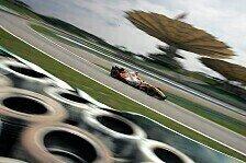 Formel 1 - Das Arbeitsprotokoll des 3. Testtages: Testing Time