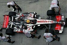 Formel 1 - Von April & Scherzen: Die Woche in der F1