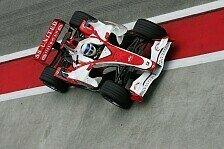 Formel 1 - R�cken okay, Balance nicht: Davidson hat noch Grund zu klagen
