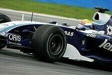 Formel 1 - Bilder: Malaysia 27.-29. M�rz - Testfahrten