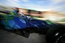 Formel 1 - Gr�n: It's not easy being green