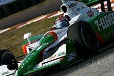 IndyCar - Kanaan mit Bestzeiten: Sebring-Test, Tage 1 & 2