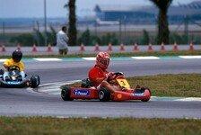 Formel 1 - Ein Team mit Freunden: Schumacher wieder im Kartsport