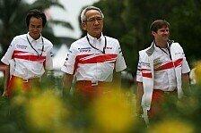 Formel 1 - Sayonara Tomita San: R�ckkehr nach Japan