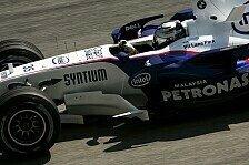Formel 1 - Der Speed macht's: BMW Sauber will Einbruch vermeiden