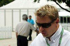 Formel 1 - Beide haben eine exzellente Chance: H�kkinen glaubt an Alonso und Hamilton