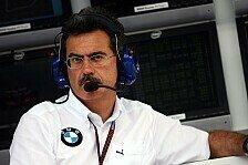 Formel 1 - Die Formel 1 braucht auch Europa: Mario Theissen betont