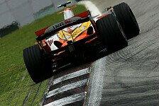 Formel 1 - Aus jeder Erfahrung l�sst sich Gutes ziehen: Heikki Kovalainen