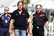 Formel 1 - Die Kopie ist anders als das Original: Berger und Tost waren erstaunt
