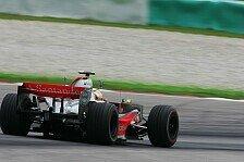 Formel 1 - Nicht �sthetischer aber schneller: McLarens Aero-Update
